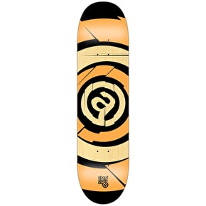 About Team Series Target Skateboard Deck - Fluo Orange 8.25