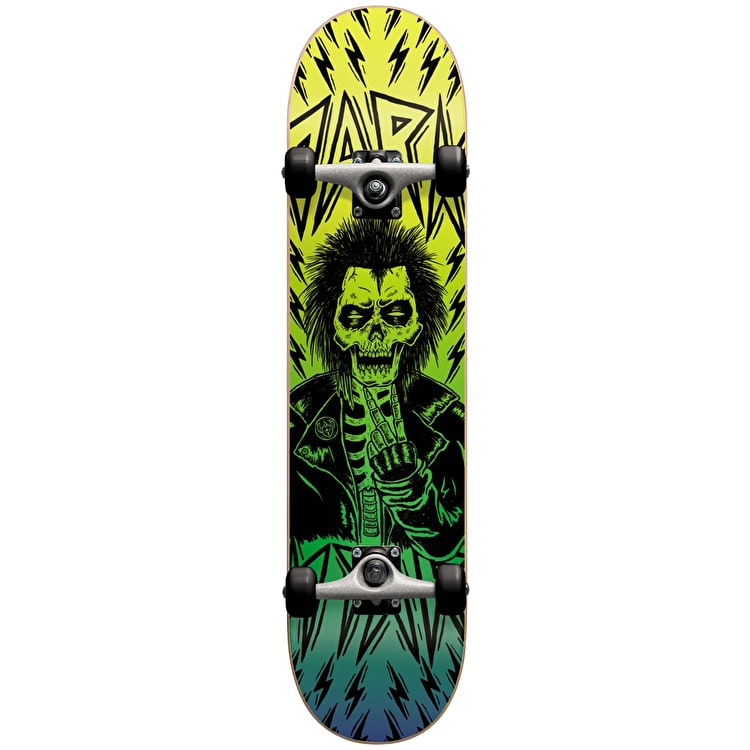 Darkstar Skateboard - Electric Yellow 8""