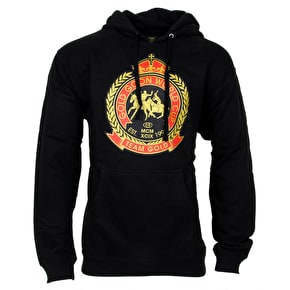 Gold World Cup Hoodie - Black
