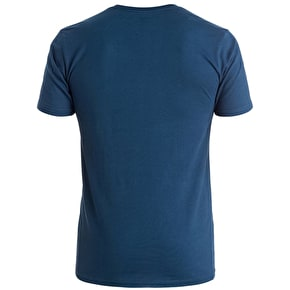 DC Fill Star T-Shirt - Estate Blue