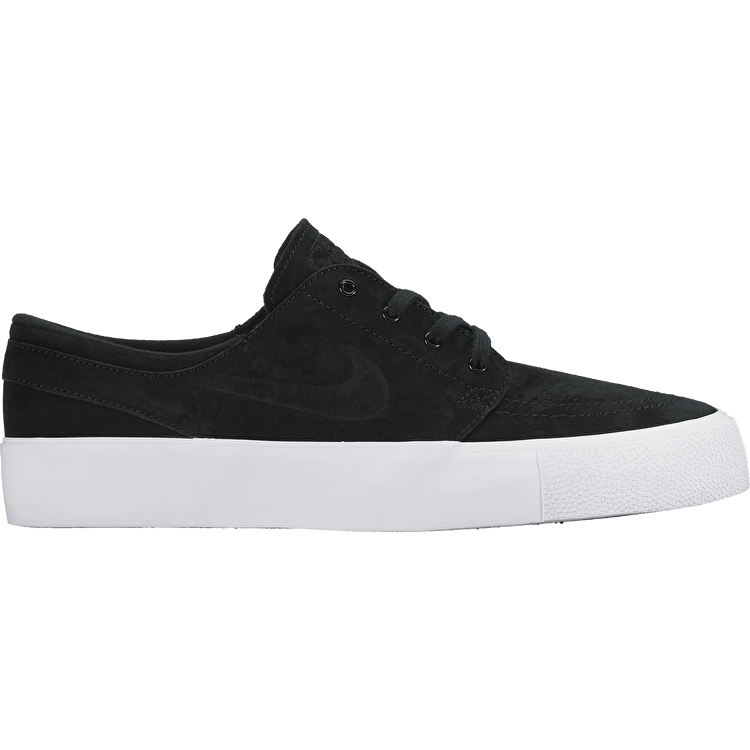 B-Stock Nike SB Zoom Janoski HT Skate Shoes - Black/Black UK 10 (Box Damage)