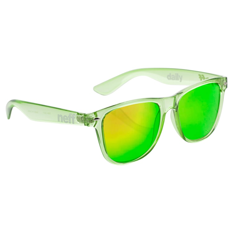 Neff Daily Ice Sunglasses - Lime