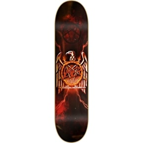 Slayer Eagle Skateboard Deck - 8.25