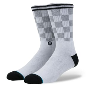 Stance Caged Socks - White
