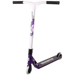Dominator Scooter - Sniper - Purple/White (B-Stock)
