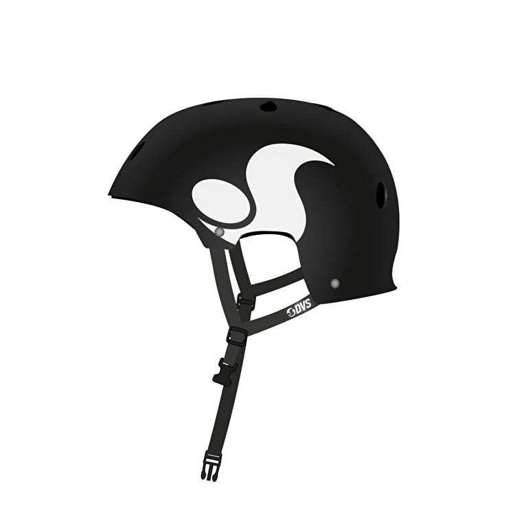 DVS Ace Helmet - Black/White