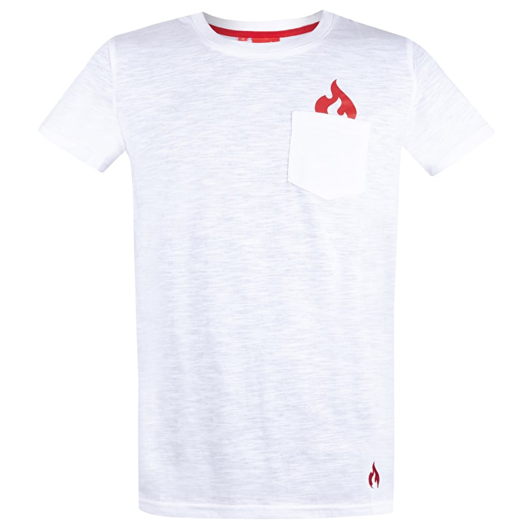 Chilli Pro Global T shirt - White