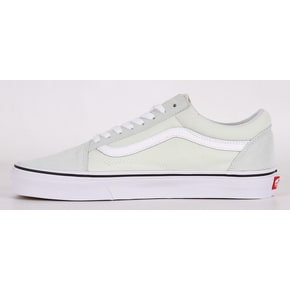Vans Old Skool Skate Shoes - Blue Flower/True White