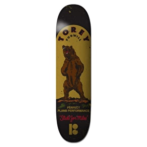 Plan B Skateboard Deck - Miles BLKICE Pudwill 8''