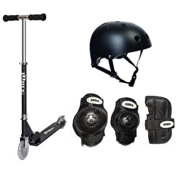 JD Bug Junior Street Scooter Bundle