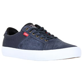 Lakai Flaco Skate Shoes - Midnight Suede