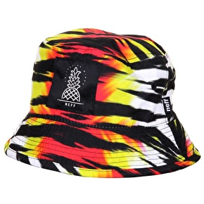 Neff Fang Reversible Bucket Hat - Black