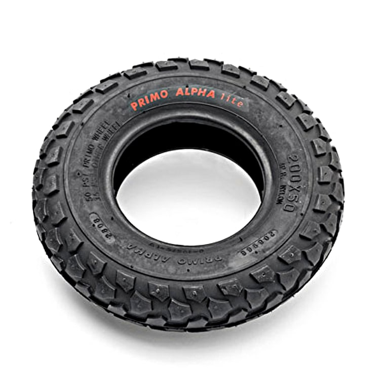 "Trampa Primo Alpha Lite Dirt Scooter Tyre - 8"" (B-Stock)"