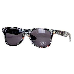 Vans Spicoli 4 Sunglasses - Black Decay Palm