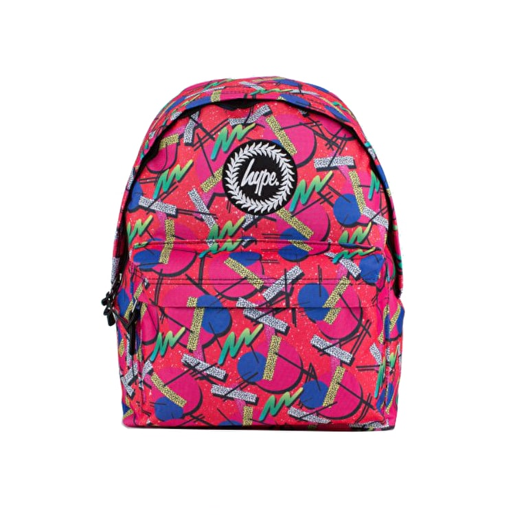 Hype Backpack - Retro Pink