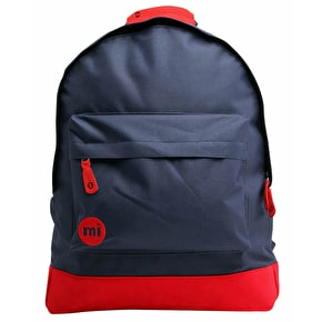 Mi-Pac Backpack - Classic Deep Navy/Red