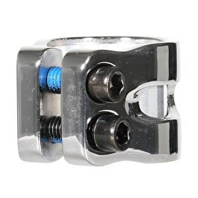 Blunt Envy Twin Slit Double Clamp - Chrome