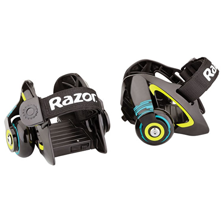 Razor Jetts Sparking Heel Wheels - Citron