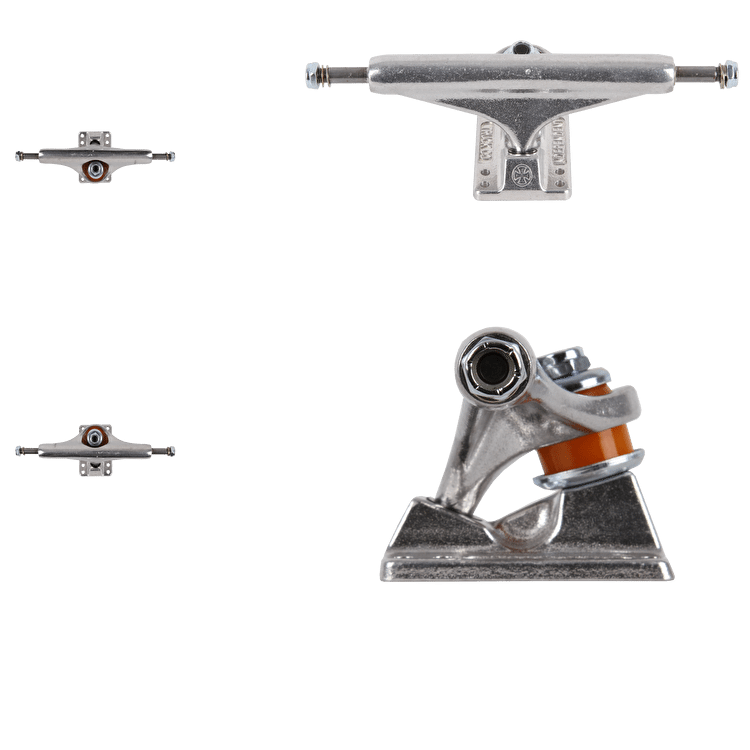 Independent Stage 11 Standard Skateboard Trucks - Polished