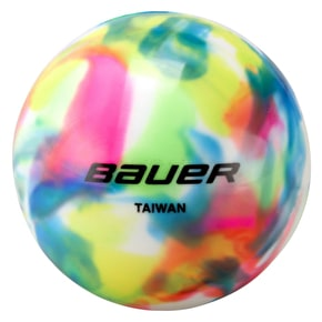 Bauer Hockey Ball - Multi-Coloured