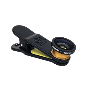 Black Eye Fish Eye Universal Phone Camera Lens