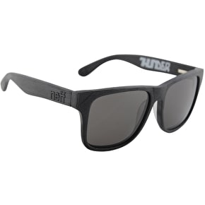 Neff Thunder Sunglasses - Black Wood Grain