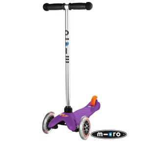 Mini Micro T-Bar Scooter - Purple
