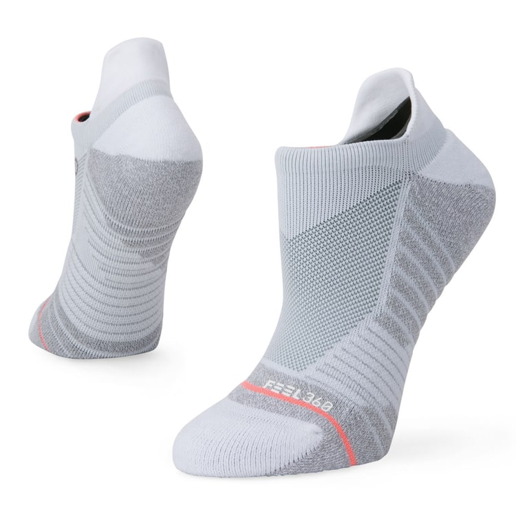 Stance Isotonic Tab Socks - White