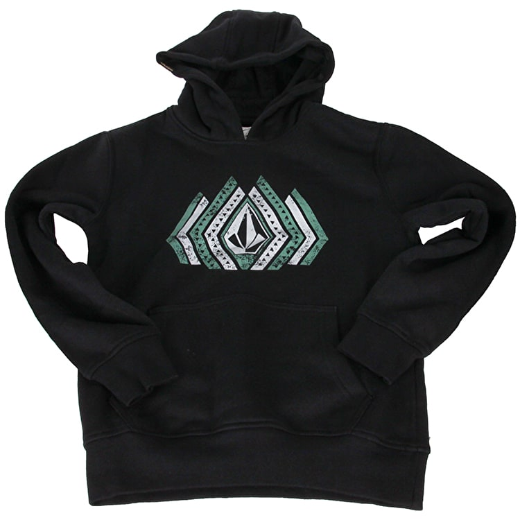Volcom Youth Up Pullover - Black