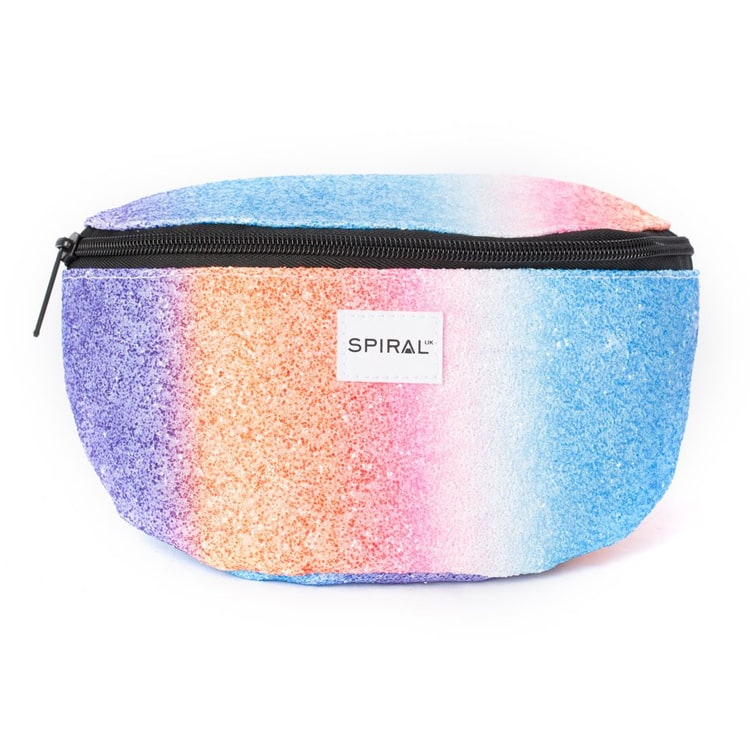 Spiral Harvard Dream Crystals Bum Bag