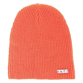 Neff Daily Beanie - Neon Coral