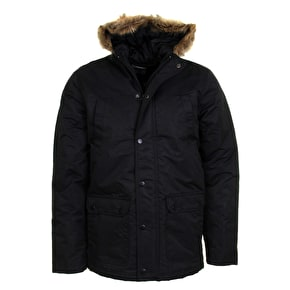 Hype Core Parka - Black