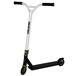Razor Pro x Phase Two Custom Scooter - White/Green