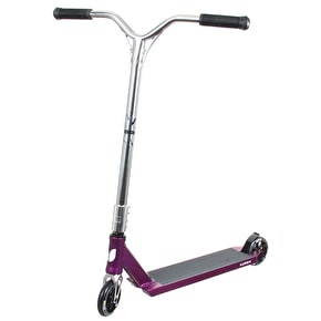 Blazer Pro Custom Scooter - Purple/Chrome