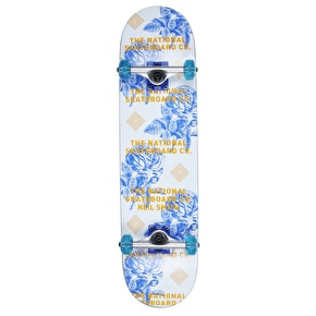 National Custom Skateboard - Roses ll - 8