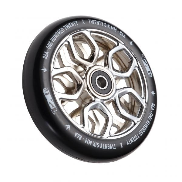 Image of Blunt Envy 120mm Lambo Scooter Wheel - Chrome