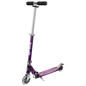 Micro Sprite Folding Scooter- Purple
