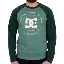 DC Rebuilt Crew Neck - June Bug/Deep Sea