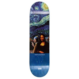 Sour Art - Simon Isaksson Skateboard Deck 8.25