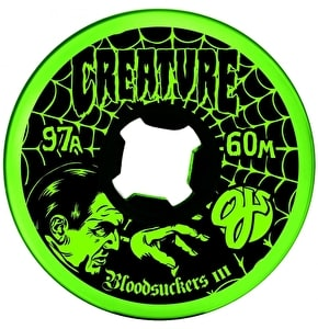 OJ x Creature Bloodsuckers Wheels