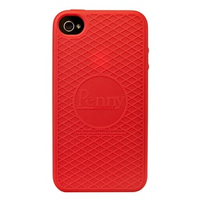 Penny Skateboards iPhone 4/4S Case - Red
