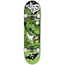Fracture X Cheo Croc Complete Skateboard 8