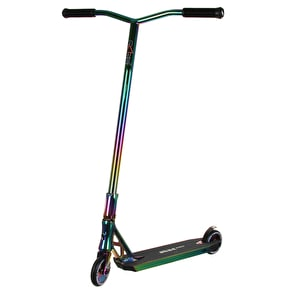 Sacrifice Custom Scooter - Neochrome 'The Oil Slick'
