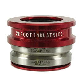 Root Industries Tall Stack Integrated Scooter Headset - Red