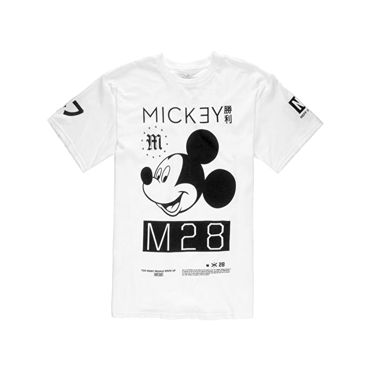 Neff Disney M2 T-Shirt - White