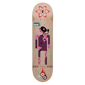 Alien Workshop Series Skateboard Deck - Damaged Goods Radiation 8.0