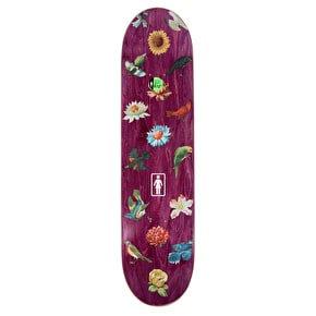 Girl Sanctuary Mike Mo Skateboard Deck - 8.125
