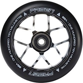 Fasen Jet Scooter Wheel 110mm - Chrome