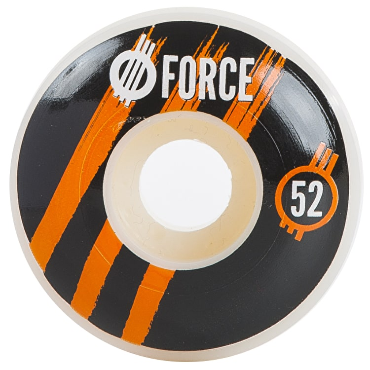 Force Wheels Skateboard Wheels - Strike V2 52mm (Pack of 4)
