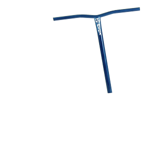 Apex Bol Scooter Bars HIC - Blue
